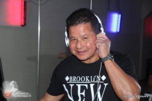 DJ Marcel Jong A Pin
